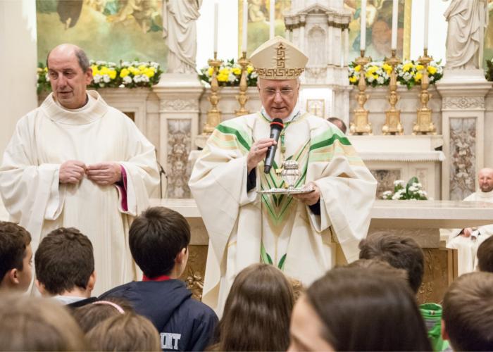 Il vescovo Beniamino